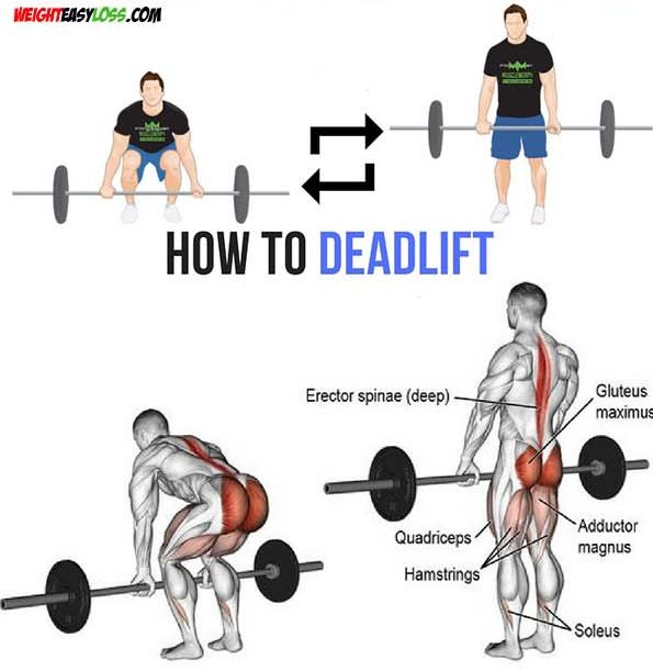 DeadLift Proper Form
