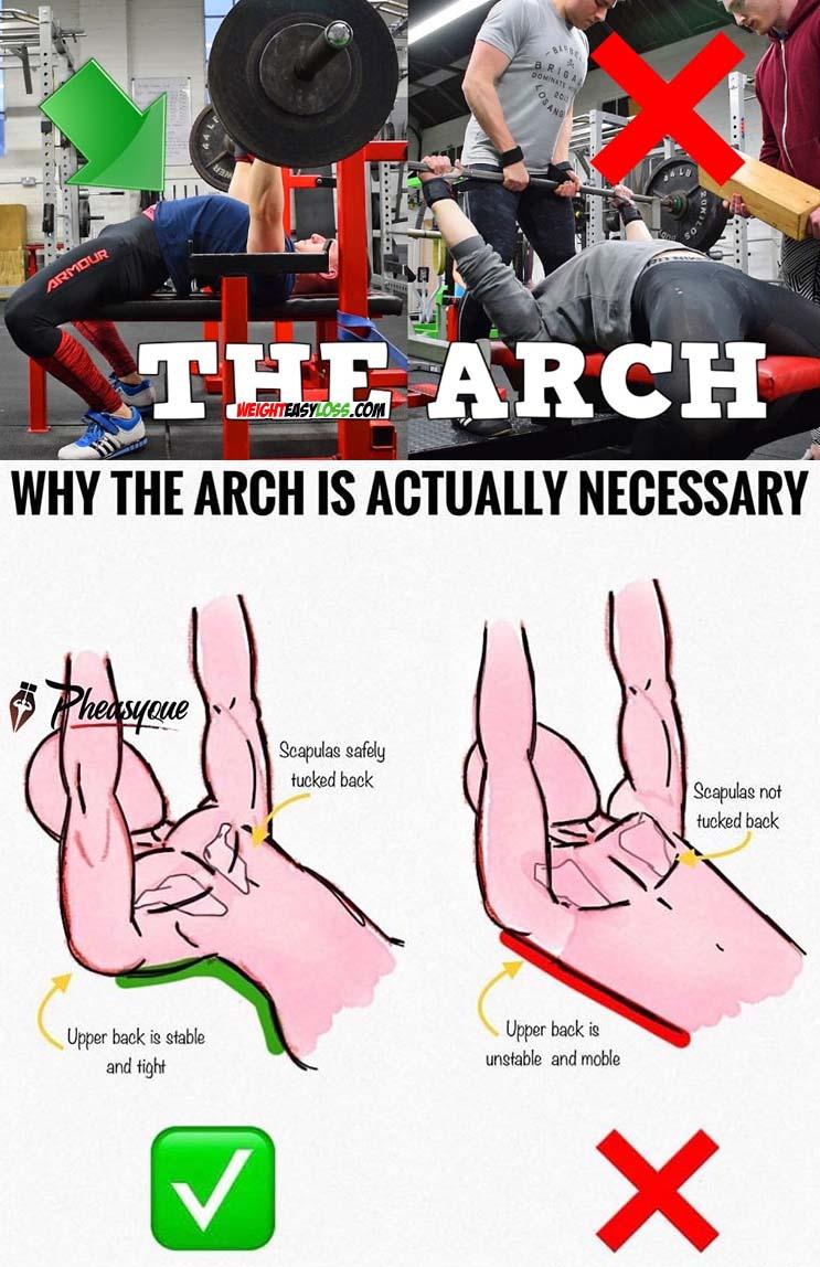 BENCH ARCH