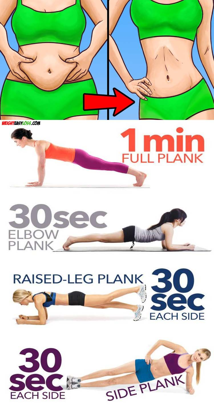 Small Waist Exercises