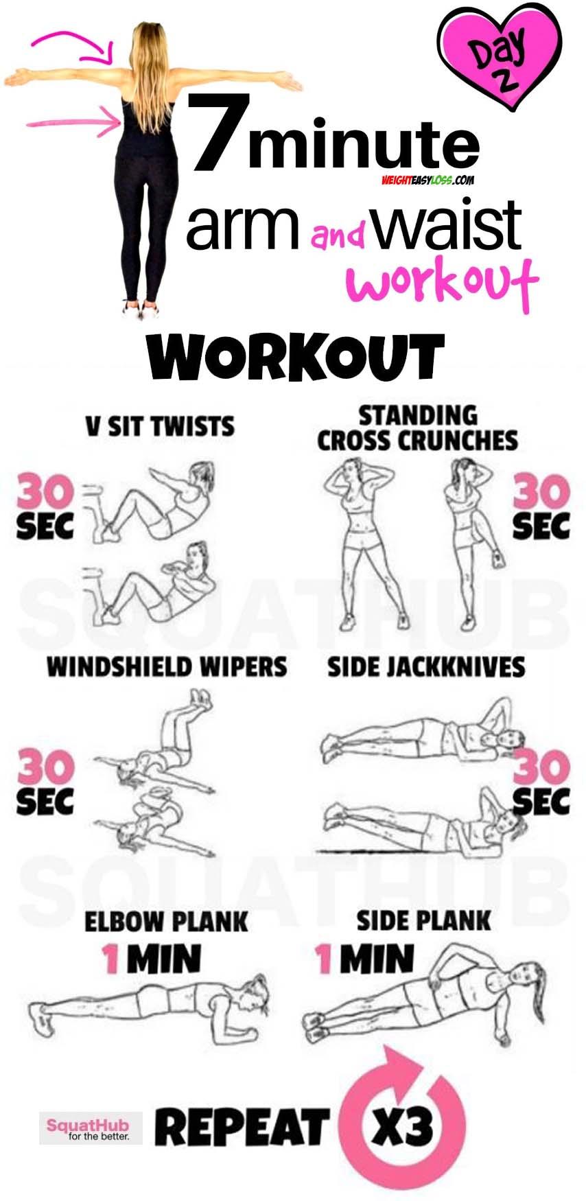 Small Waist Tips