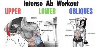 How to Do Intense Ab Workout