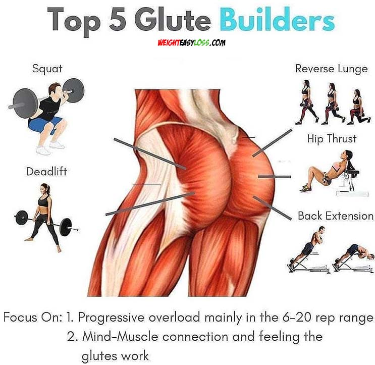 How to Glute Builders
