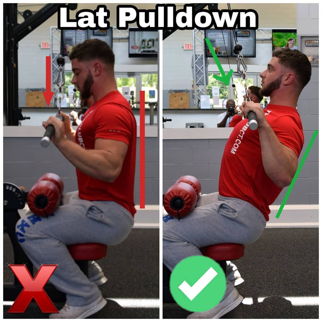 How to Lat Pulldown