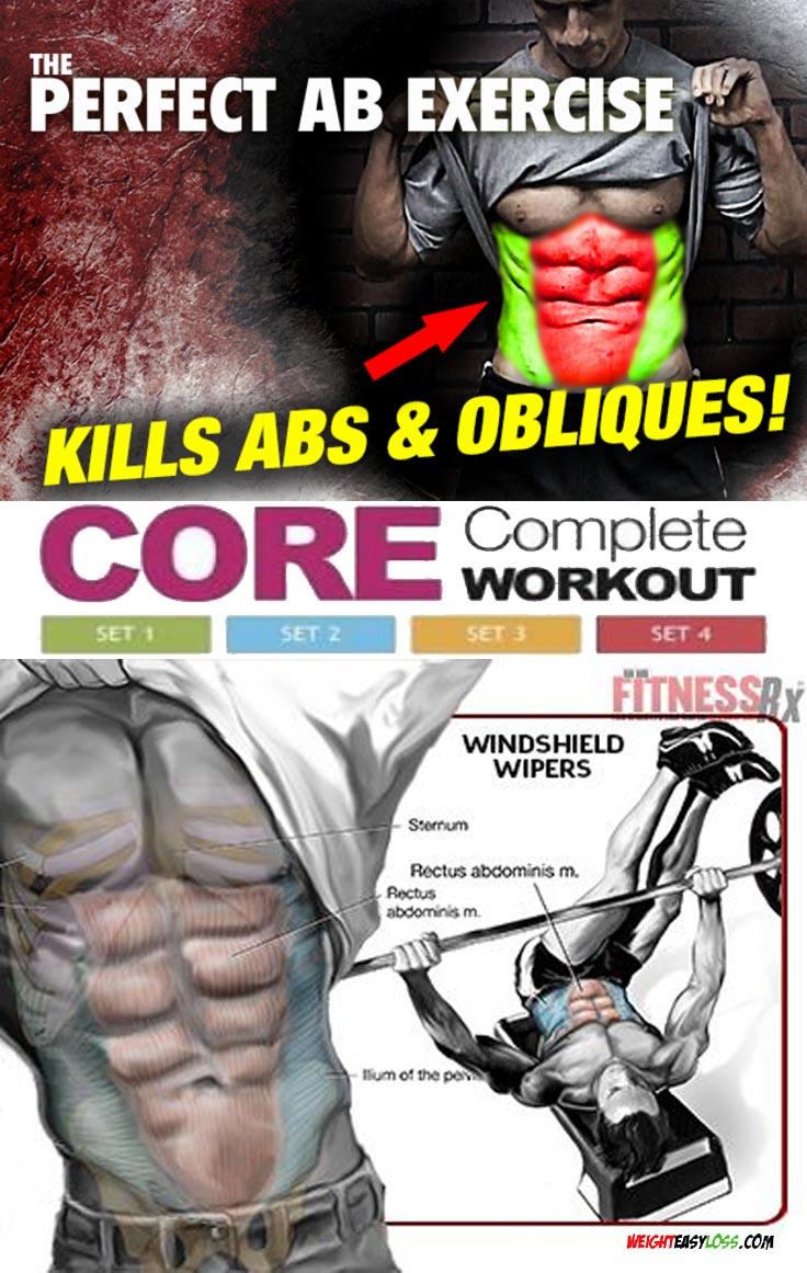Kills ABS & Obliques