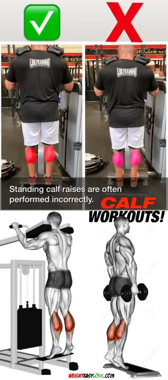Standing Calf Raise