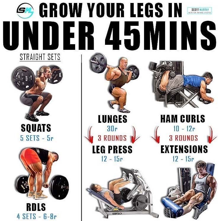Grow Your Legs