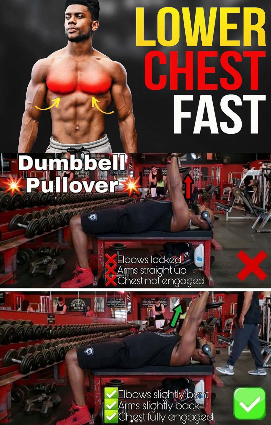 Chest Fast Exercises