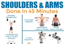 Shoulder & Arm Exercises