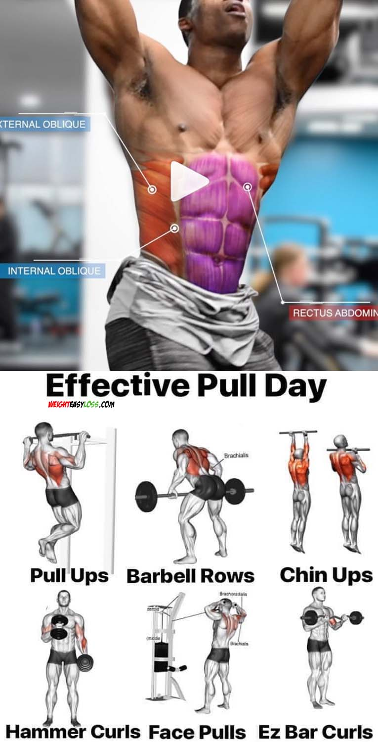 How to Effective Pull Day