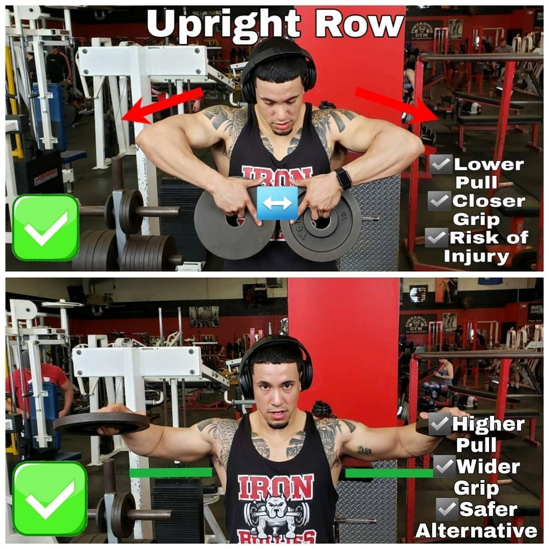 How to Right Lateral Raises