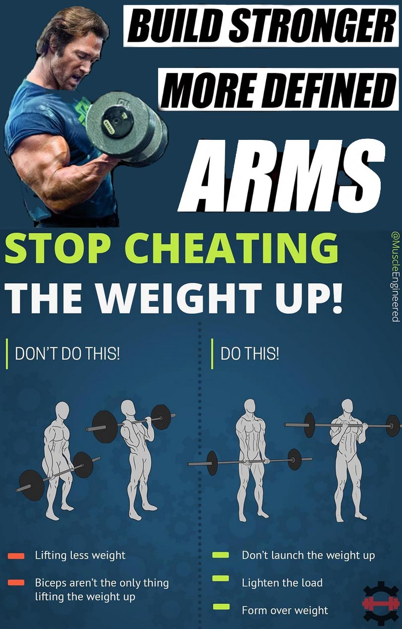 Build Stronger Arms