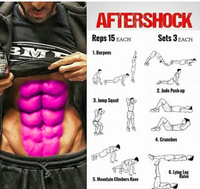 ABS - SIX PACK