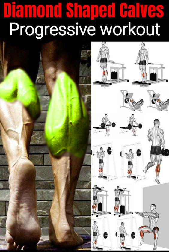 How to Shaped Calves