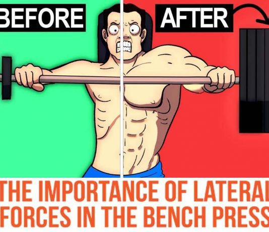 How to Do Workout Bench Press