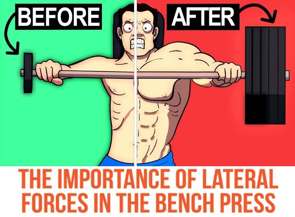Bench Press - Before & After