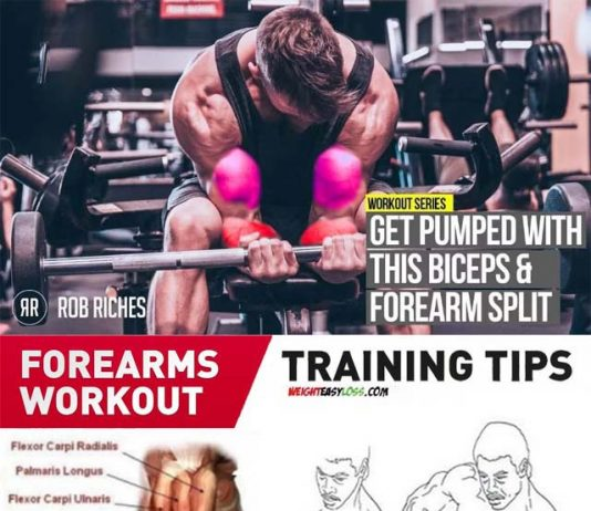 How to Do DropSet Forearms