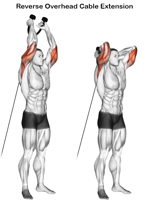 How to Reverse Overhead Cable Extension