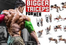 How to Do Triceps workout for man