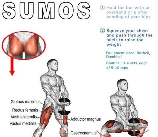 how to do sumo deadlift form