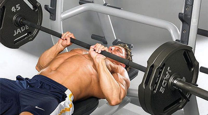 How to Bench Press Narrow Grip