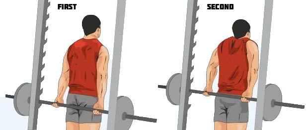 How to Barbell Shrug - Best Trap Exercises