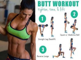 Buttock Exercises