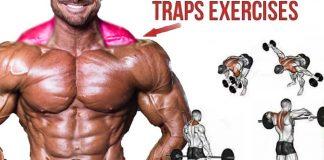 Best Trap Exercises