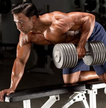 One-handed dumbbell Row | Guide