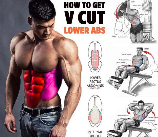 get v-cute abs