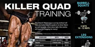 Killer Quads Exercises