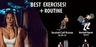 Basic Leg Exercises