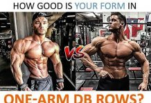 How to One-Arm Dumbbell Row