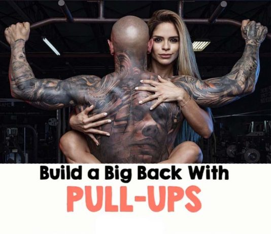 Pull up Workout