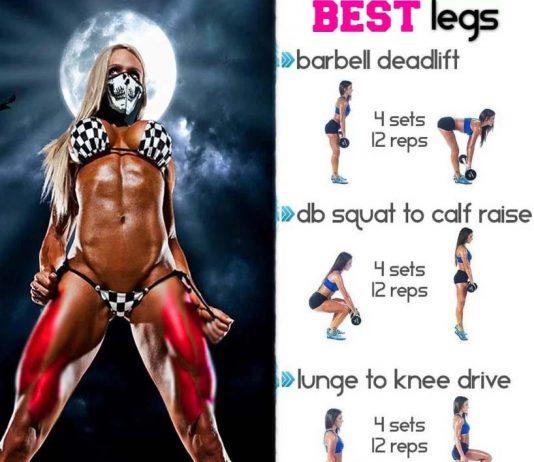 Best Legs Workout
