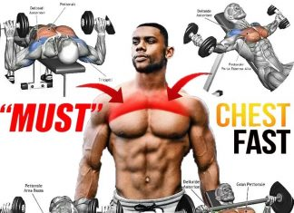Correct training chest mistakes