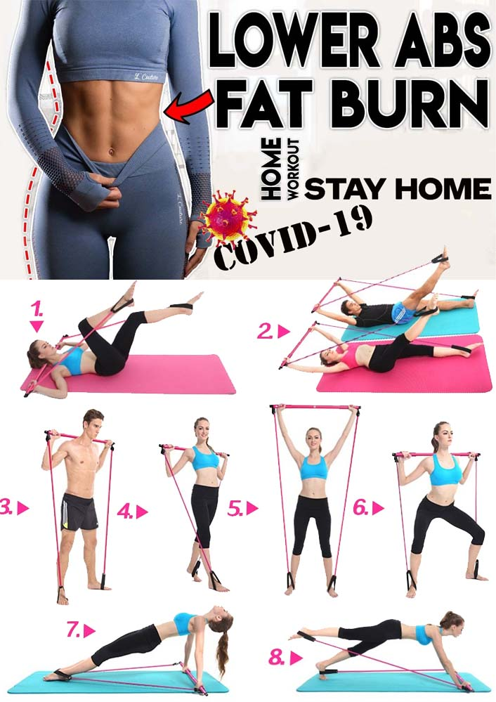 Stay home and workout