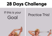 28 Days Stretching Challenge