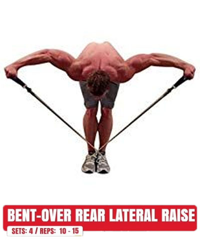 How to Bent-over rear lateral raise