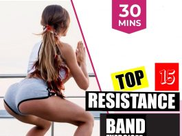 How to Do Best 15 resistance band exercises