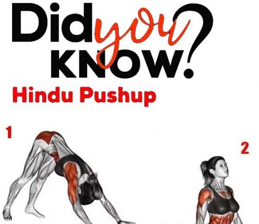 How to Do Hindu push-up