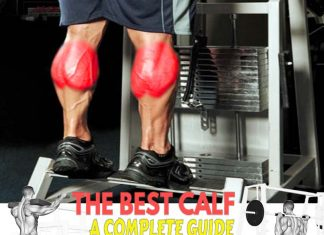 How to Do Calf Raise