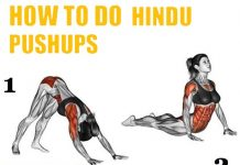 How to Hindu Pushups
