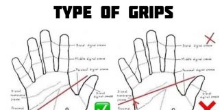Ho to Do Type of grips