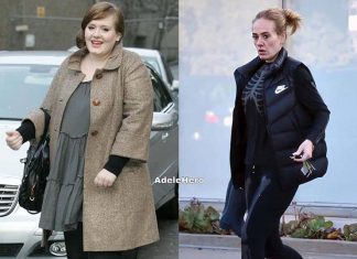 Adele weight loss Story