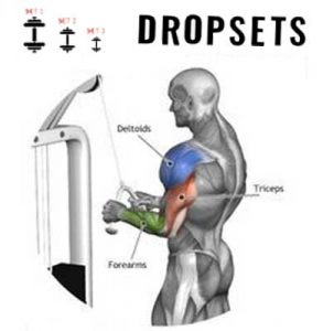 How to Do Triceps Drop Sets