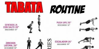 How to Do tabata workout