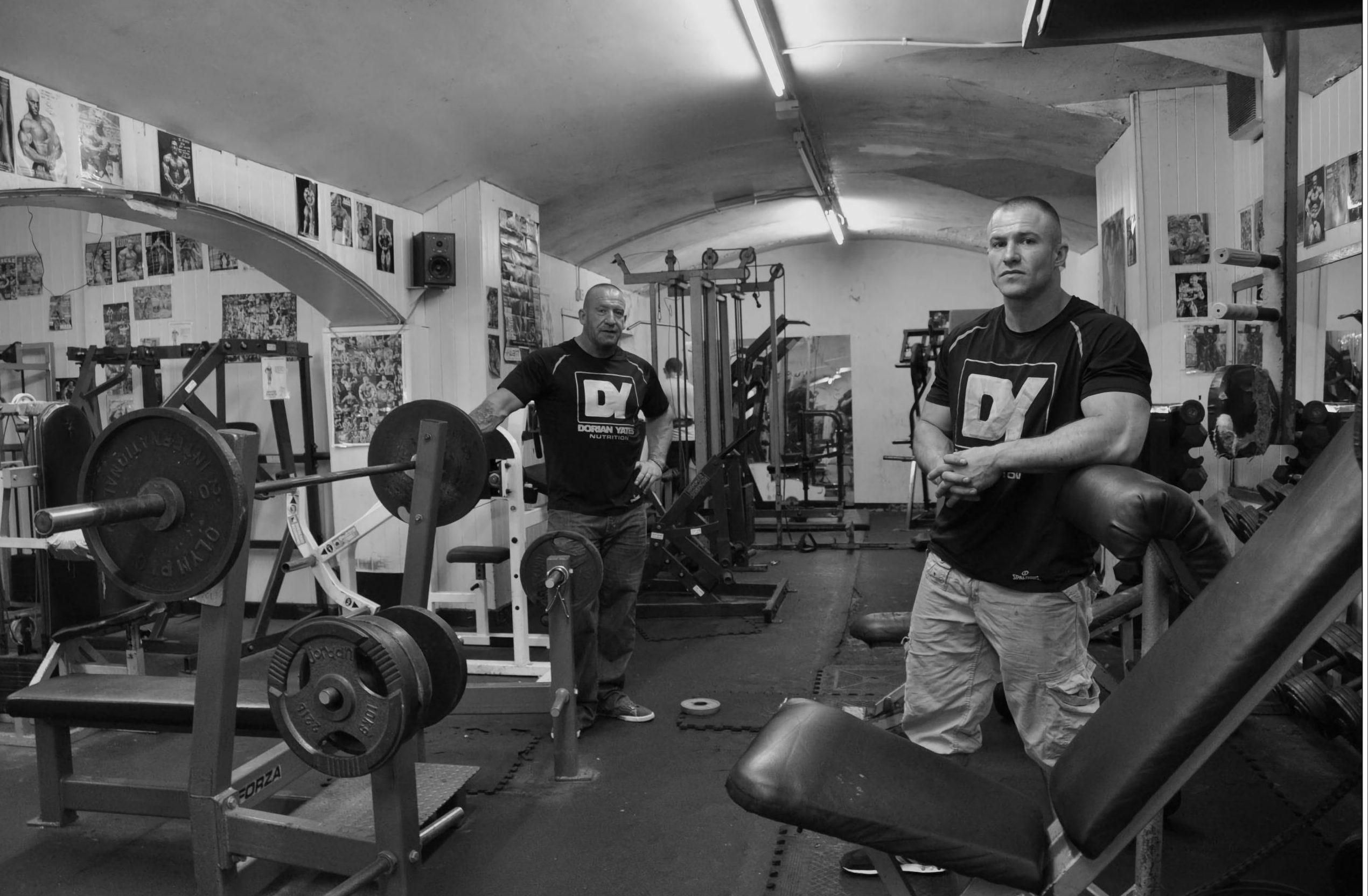 Dorian Yates - Temple Gym