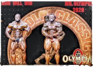 Brandon Curry Believes that William Bonak could Win at Mr. Olympia 2020