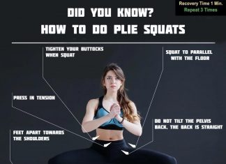 Did You Know, How to Plie Squats