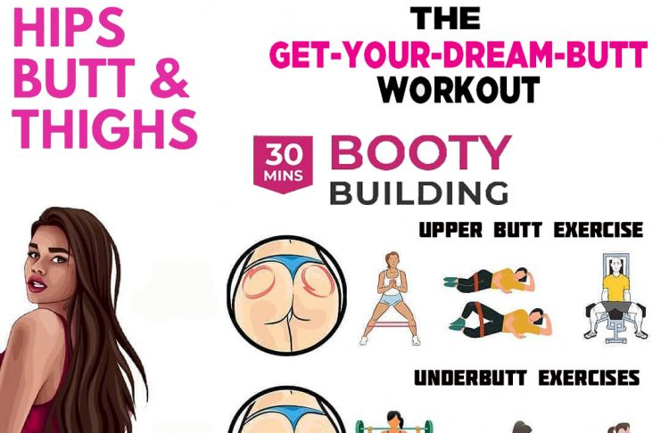 The Best Booty Isolation Workout